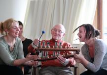 Rudolf Steiner Zorg activiteiten muziek