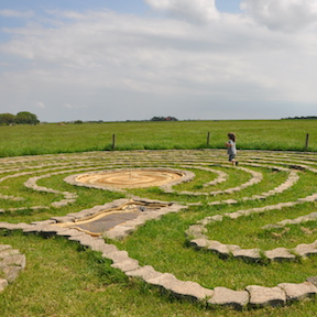 Novalishoeve_labyrinth